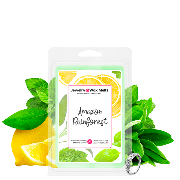 Amazon Rainforest Jewelry Wax Melt