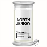 North Jersey City Jewelry Candle