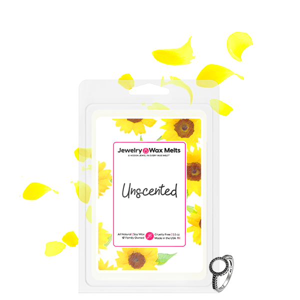 Unscented Jewelry Wax Melt