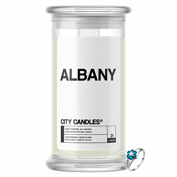 Albany | City Jewelry Candle®