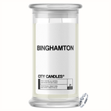 Binghamton City Jewelry Candle
