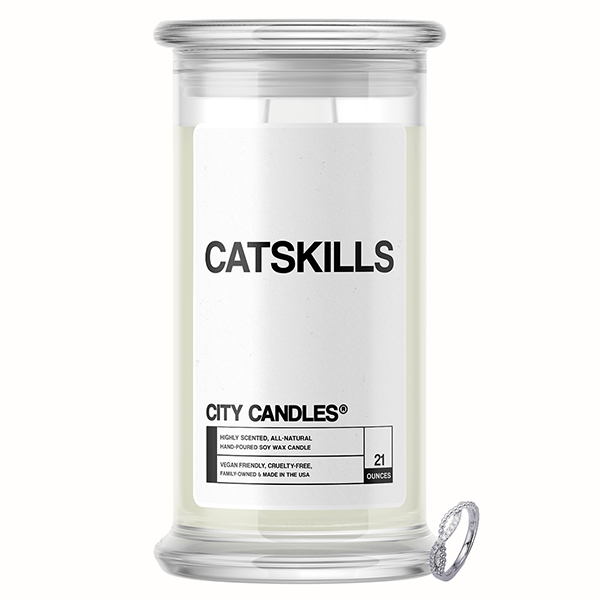 Catskills City Jewelry Candle