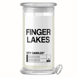 Finger Lakes City Jewelry Candle