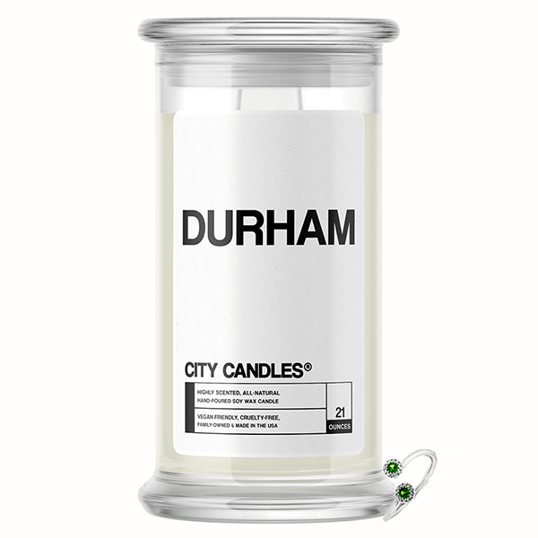 Durham City Jewelry Candle