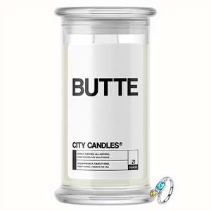 Butte City Jewelry Candle