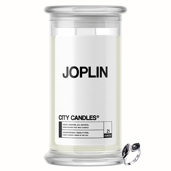 Joplin City Jewelry Candle