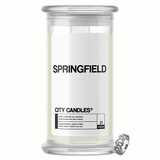Springfield City Jewelry Candle
