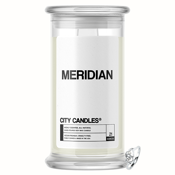 Meridian City Jewelry Candle