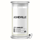 Asheville City Jewelry Candle