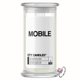 Mobile City Jewelry Candle