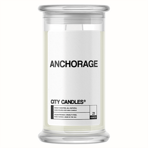 Anchorage City Candle