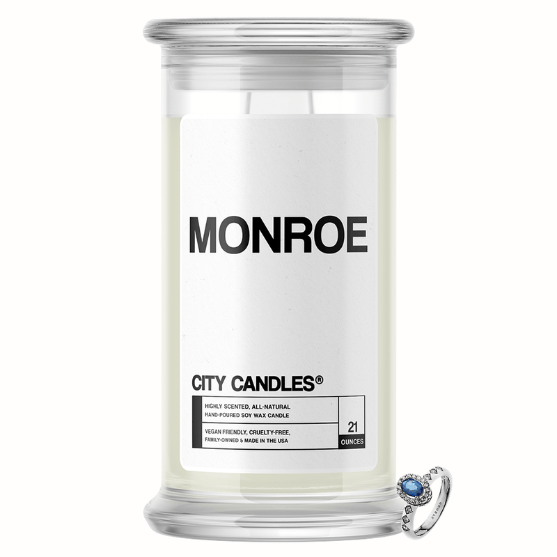Monroe City Jewelry Candle