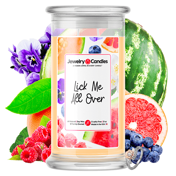 Lick Me All Over | Jewelry Candle®