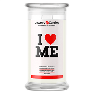 I Love Me Love Candle
