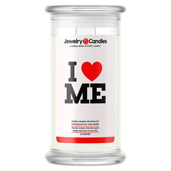 I Love Me Love Candle®