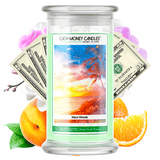 Maui Wowie Cash Money Candle