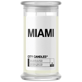 Miami City Candle