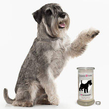 I Love My Schnauzer! - Companion Candles-Companion Candles-The Official Website of Jewelry Candles - Find Jewelry In Candles!