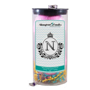 Letter N | Monogram Bath Bombs-Jewelry Bath Bombs-The Official Website of Jewelry Candles - Find Jewelry In Candles!