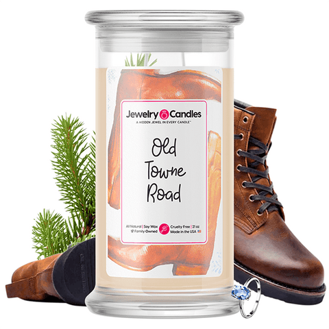 Old Town Road Jewelry Candle