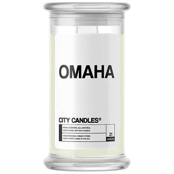 Omaha City Candle