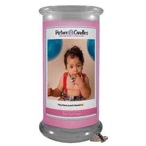 Picture Candle | Personalized Memories With Jewelry Candles®-Picture Candles-The Official Website of Jewelry Candles - Find Jewelry In Candles!