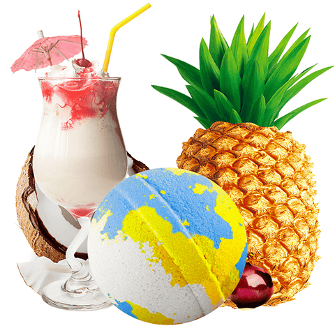 If You Like Piña Coladas! Jumbo Bath Bomb