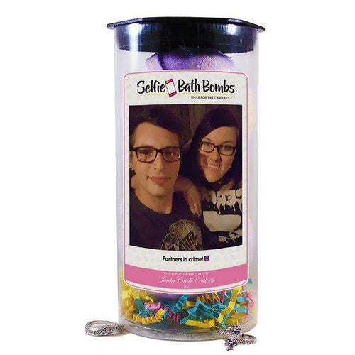 Selfie Bath Bombs-Jewelry Bath Bombs-The Official Website of Jewelry Candles - Find Jewelry In Candles!