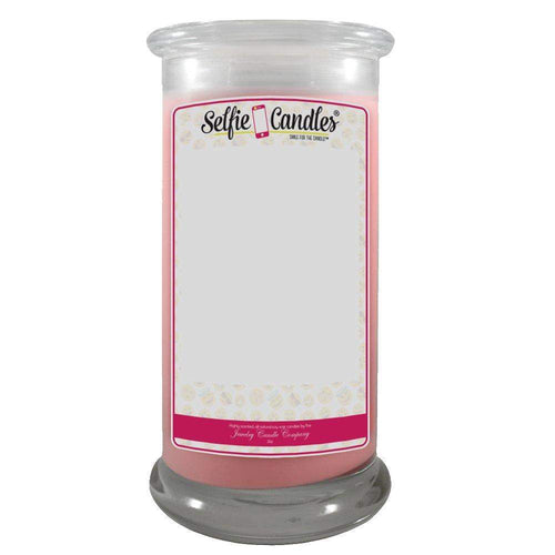 Selfie Candle® | Smile For The Candle!-Selfie Candle®-The Official Website of Jewelry Candles - Find Jewelry In Candles!