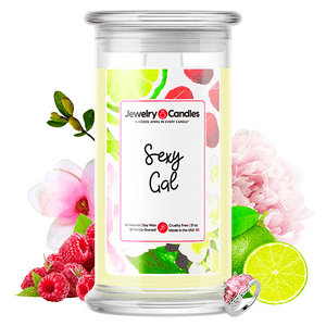 Sexy Gal Jewelry Candle