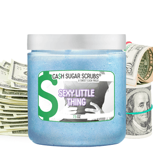 Sexy Little Thing | Cash Sugar Scrub®-Cash Sugar Scrubs-The Official Website of Jewelry Candles - Find Jewelry In Candles!