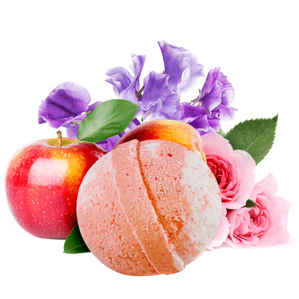 Honeysuckle Tickles | Single Toy Surprise Bath Bomb®-Single Toy Bath Bomb-The Official Website of Jewelry Candles - Find Jewelry In Candles!