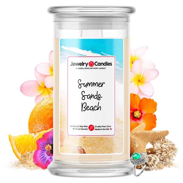 Summer Sands Beach | Jewelry Candle®
