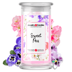 Sweet Pea Jewelry Candle®