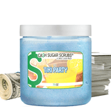 Tiki Party | Cash Sugar Scrub®-The Official Website of Jewelry Candles - Find Jewelry In Candles!