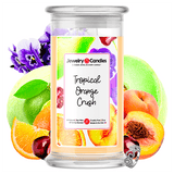 Tropical Orange Crush Jewelry Candle