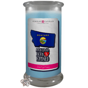 Montana | Born & Raised Candles-Born & Raised Candles®-The Official Website of Jewelry Candles - Find Jewelry In Candles!