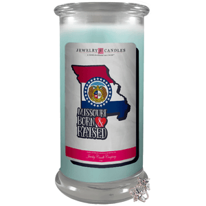 Missouri | Born & Raised Candles-Born & Raised Candles®-The Official Website of Jewelry Candles - Find Jewelry In Candles!
