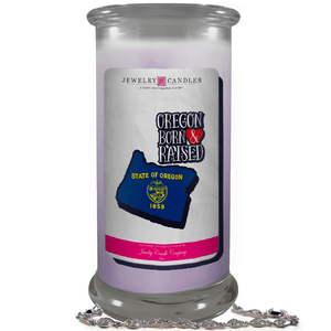Oregon | Born & Raised Candles-Born & Raised Candles®-The Official Website of Jewelry Candles - Find Jewelry In Candles!