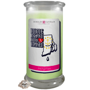 Rhode Island | Born & Raised Candles-Born & Raised Candles®-The Official Website of Jewelry Candles - Find Jewelry In Candles!