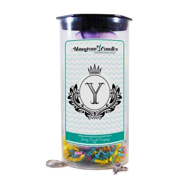 Letter Y | Monogram Bath Bombs-Jewelry Bath Bombs-The Official Website of Jewelry Candles - Find Jewelry In Candles!