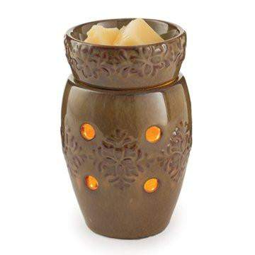 Jewelry Tart Warmer - Acorn-Jewelry Tart Warmer-The Official Website of Jewelry Candles - Find Jewelry In Candles!