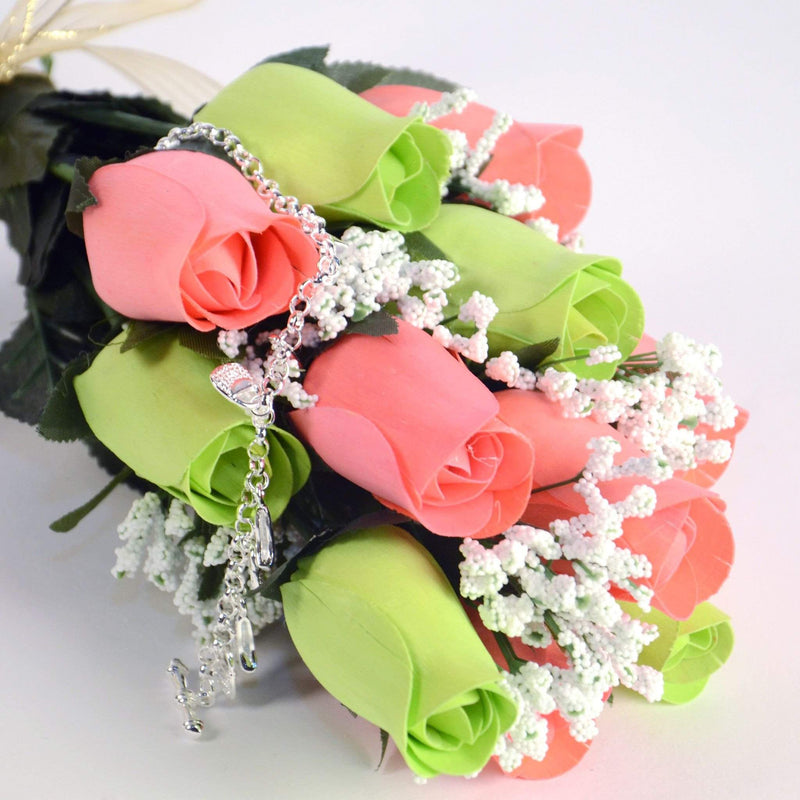 Z! Roses For Her.-Create Your Own Dozen Roses-The Official Website of Jewelry Candles - Find Jewelry In Candles!