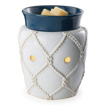 Jewelry Tart Warmer - Anchors Away-Jewelry Tart Warmer-The Official Website of Jewelry Candles - Find Jewelry In Candles!
