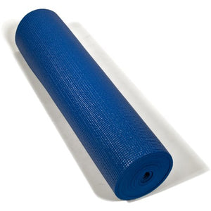 "KIDS YOGA MAT 6MM THICK - 24"" X 60"" - CASE OF 12"