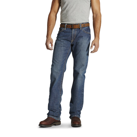 Ariat FR M4 Low Rise Boundary Boot Cut Jean