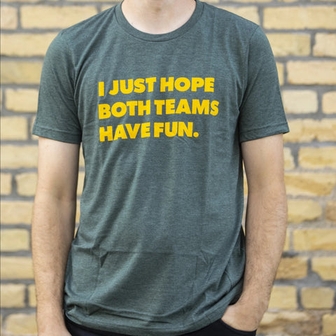 10. Packers T-Shirt