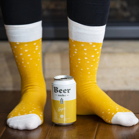 Individual Canned Socks