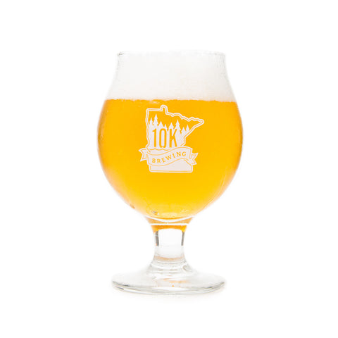 10K Brewing Tulip Glass