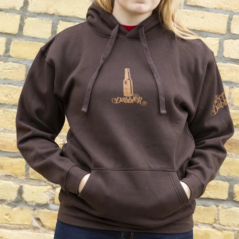 Beer Dabbler Bottle Hooded Sweatshirt